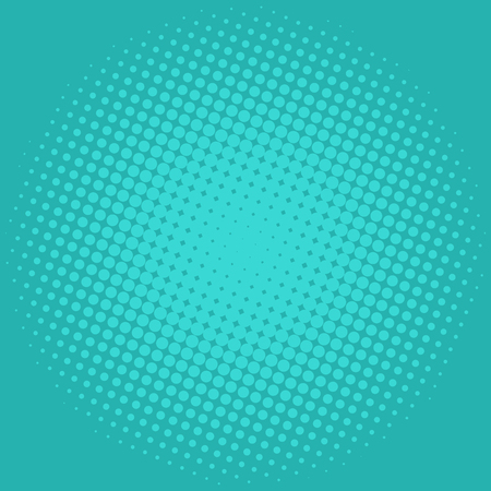 Green blue background vector illustration. Ilustração