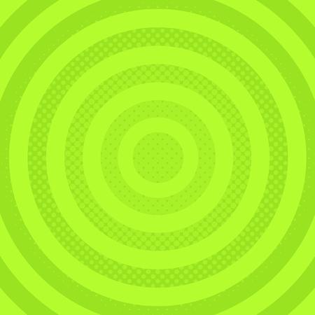 Green halftone background vector illustration