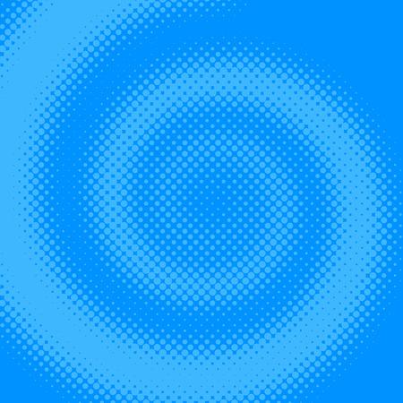Blue halftone background vector illustration Foto de archivo - 98215935