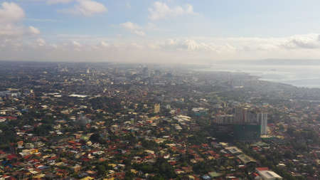 Davao City, city, southeastern Mindanao Island, Philippines. It lies at the mouth of the Davao River near the head of Davao Gulf.