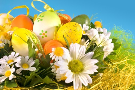 easter eggs Stock Photo - 4509505