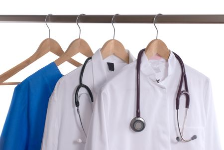 specific clothing:  Medical Workwear