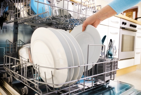 dishwashing: dishwashing Stock Photo