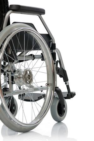 wheelchair Stock Photo