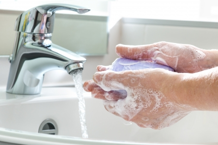 Hygiene  Cleaning Hands  Washing hands  photo