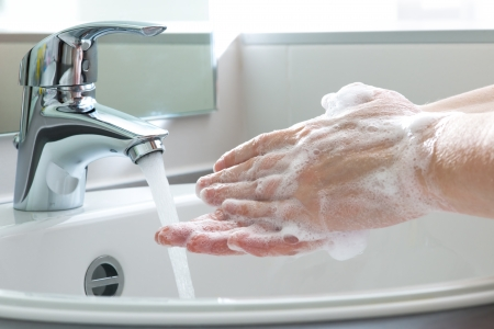 cleanly: Hygiene  Cleaning Hands  Washing hands