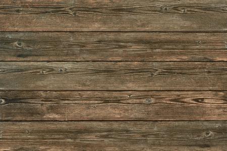 自然な暗い茶色ビンテージ木製背景ウッド テクスチャ