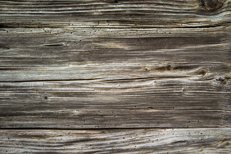 Wooden texture, plank weathered wood background Stock Photo