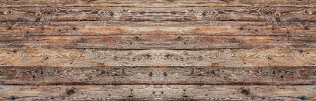 Wooden texture, plank weathered wood background Banco de Imagens