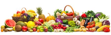 Légumes frais et fruits Banque d'images - 81386860