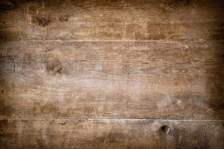 Bevlekte houten muur, plank houten achtergrond, geweven met grungegevolgen