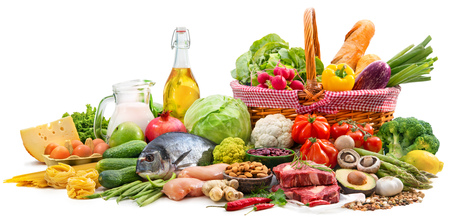 Zbilansowana dieta żywieniowa!