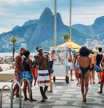 Garota de Ipanema, Rio de Janeiro, Brazil