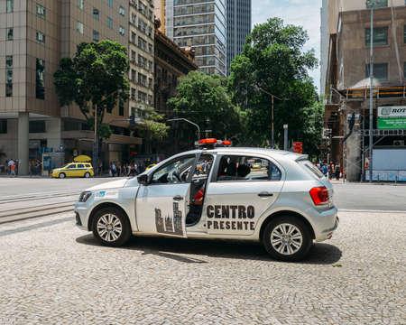 Centro Presente in Rio de Janeiro, Brazil Editorial
