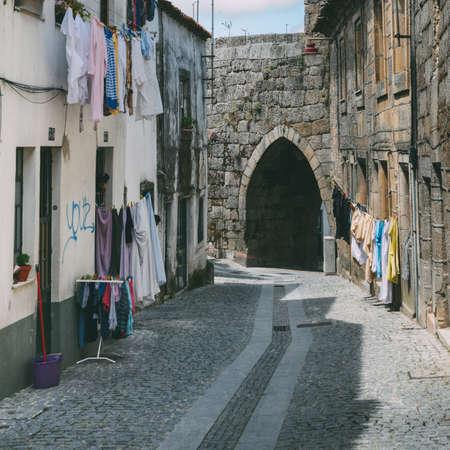 Guarda, Portugals ancient Jewish district, the Judiaria 報道画像