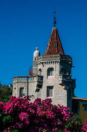 Museu Condes de Castro Guimaraes in Cascais, Portugal