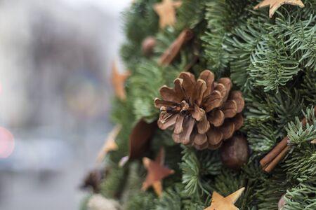 Christmas Tree Standard-Bild