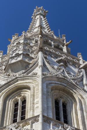 castle district: Matthias Tower