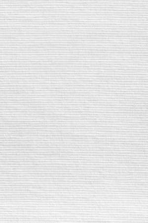 White textile texture Stock Photo