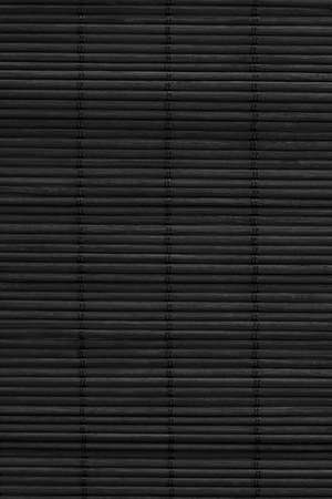 Black bamboo texture