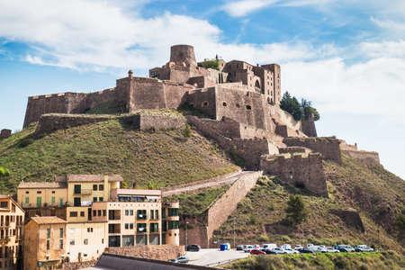 Historical Castle of Cardona. Barcelona. Stock Photo - 28535531