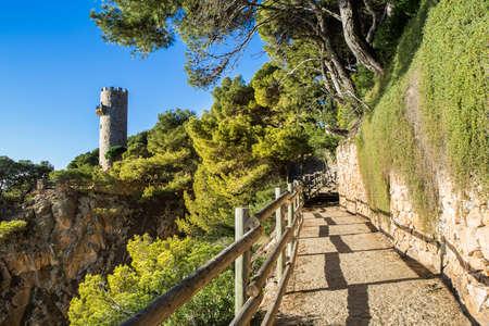 Pathway of Cami de Ronda, Costa Brava
