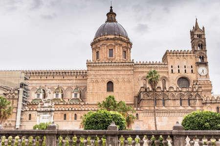 palermo: Palermo urban landscape.