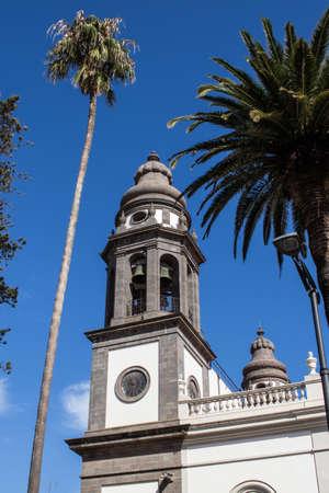 San Cristobal de la Laguna church in Tenerife, Spain.