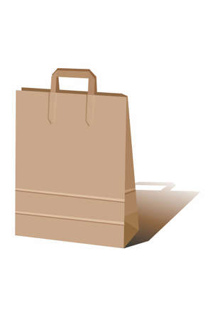 paper bag for shopping and gifts