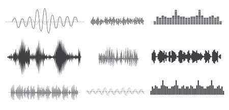 Sound level illustration.