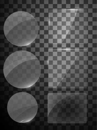 glass Ilustrace
