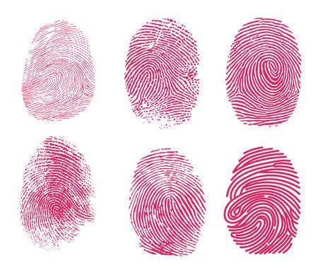 finger print Illustration