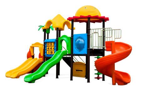 on playground: playground