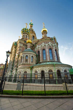 Cathedral of Our Savior on Spilled Blood, 14 September 2016, Saint-Petersburg, Russia