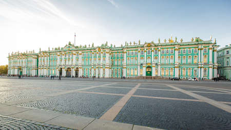 significant: The State Hermitage Museum - one of the largest and most significant art and historical museums in Russia and the world, September 14, 2016, St. Petersburg, Russia.