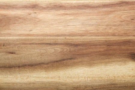 well made: wooden cutting board made of oak and ash wood texture visible well Stock Photo