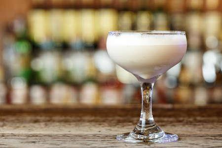 Porto flip - um coquetel alcoólico da bebida longa, preparado com base no vinho do porto e brandy, uma espécie de flip. É classificado como uma bebida longa.
