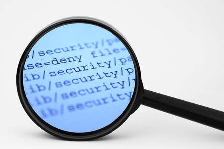 Security  Stock Photo - 10871522