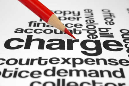 issuer: Charge Stock Photo
