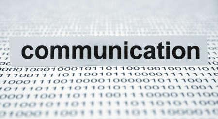 advisement: Communication