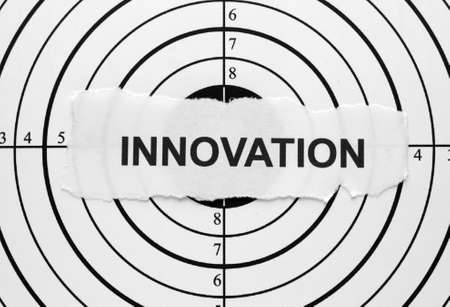 Innovation target photo