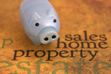 Sales home property Stock Photo - 13576542