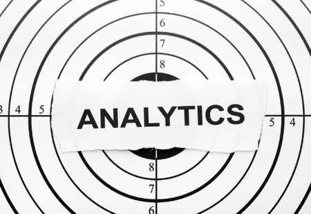 Analytics photo