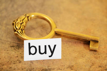 Buy concept Stock Photo - 11978340