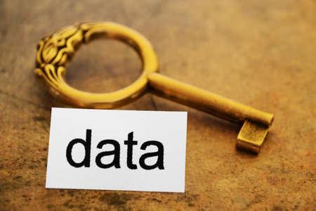 Data concept Stock Photo - 11978386