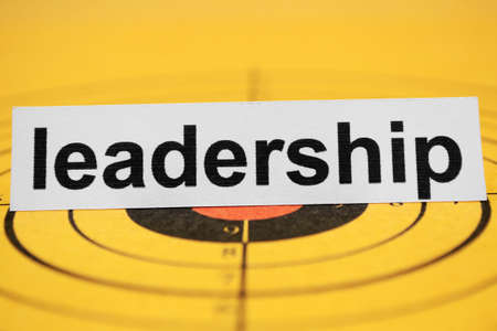 leadership target photo
