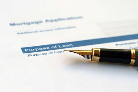 investmen: Loan application
