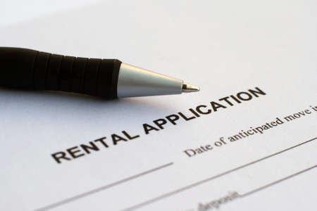 testimony: rental application