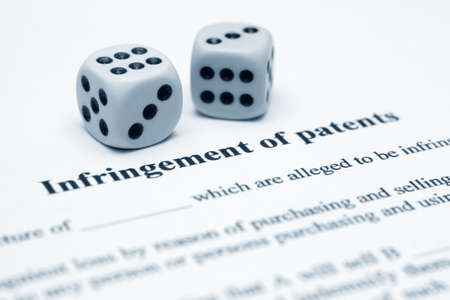 patents: Infrigement of patents