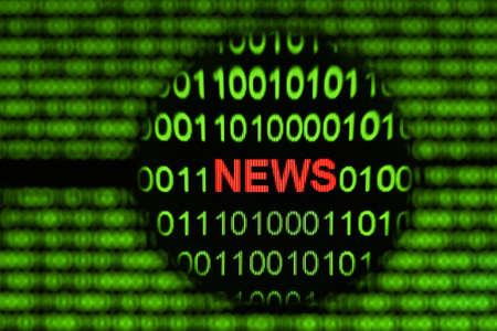 digi: News concept